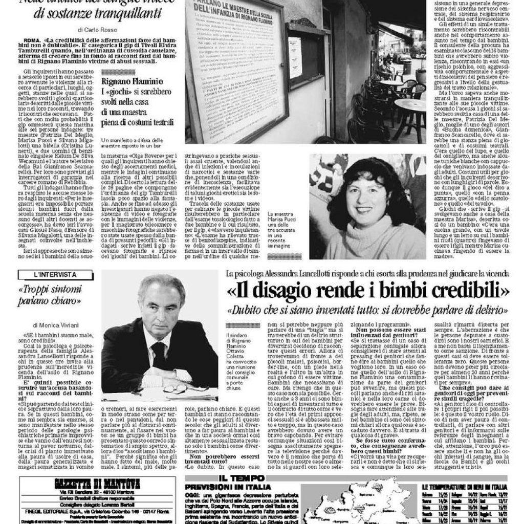 Il disagio rende i bimbi credibili Alessandra Lancellotti psicologo life coach psicoterapeuta