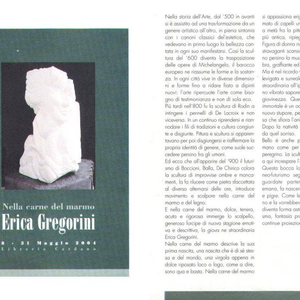 Nella carne del marmo Alessandra Lancellotti psicologo life coach psicoterapeuta