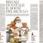 Regali di Natale il boom del riciclo