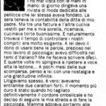 La mia vita con lei Alessandra Lancellotti psicologo life coach psicoterapeuta