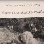 sarai contenta madre libro poesie alessandra lancellotti psicologa