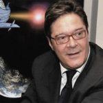 Claudio Melotto a Genova ringrazia la psicologa Alessandra Lancellotti