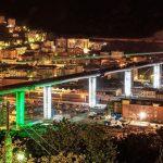Genova dal ponte Morandi al S. Giorgio in parole e immagini